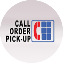 Call Order Pick-Up